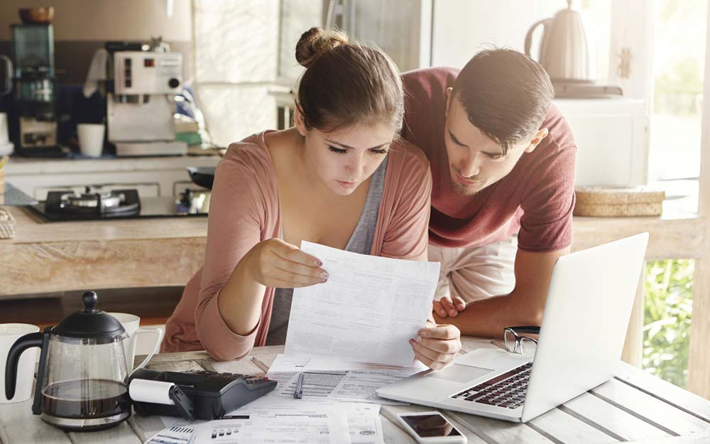 5 tips for getting on top of financial housekeeping