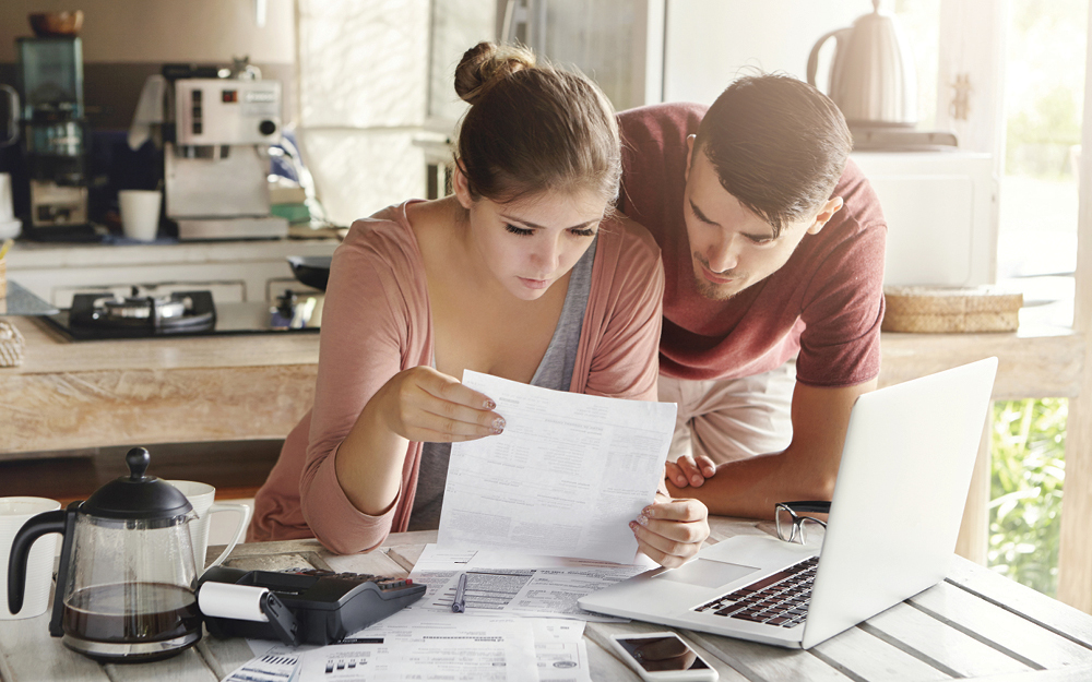 5 tips to survive a decline in income