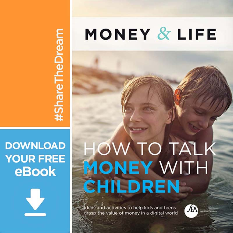 How to talk money with children FPA